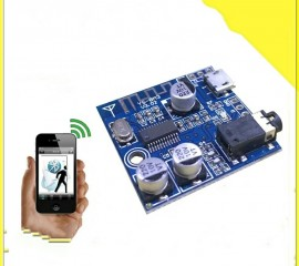 mp3 module + bluetooth module